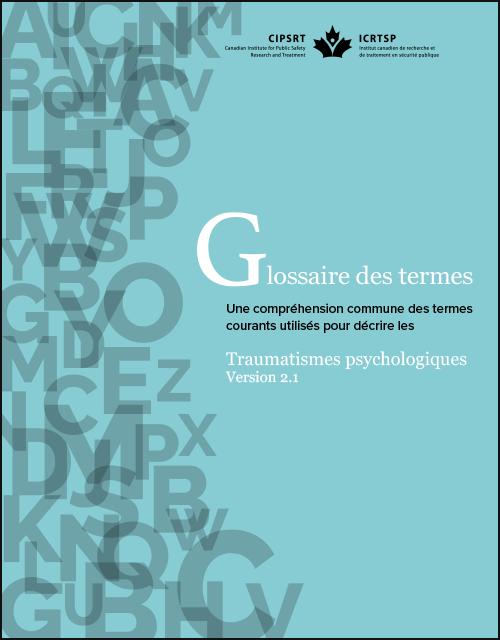 Glossaire des termes